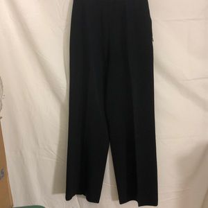 Ann Taylor Black dress Pants Size 6